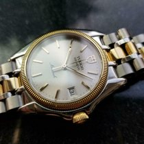 Tudor Monarch Gold/Steel 34mm Silver United States of America, California, Beverly Hills