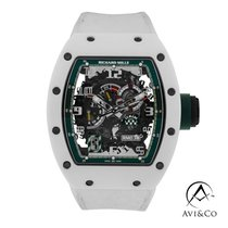 Richard Mille RM 030 RM030 Muy bueno Cerámica 50mm Automático