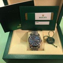 Rolex Datejust 126300-0002 mit Jubilee-Armband 2019 rabljen