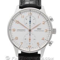 IWC Portugieser Chronograph IW371401 2010 gebraucht