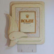 Rolex Dealer Window Display Vintage