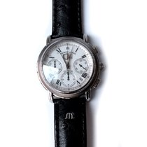 Maurice Lacroix Masterpiece Flyback Annuaire Chronograph Occasion