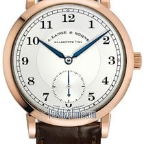 A. Lange & Söhne 1815 Rose gold 38.5mm Silver United States of America, New York, Airmont