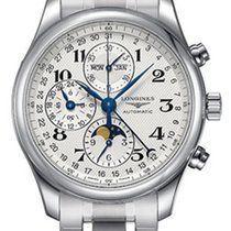 Longines L2.773.4.78.6 L27734786 Steel 2021 Master Collection 42mm new United States of America, New York, Airmont