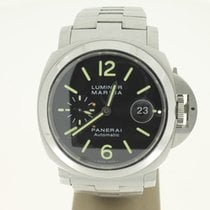 Panerai Luminor Marina Automatic occasion 44mm Noir Acier