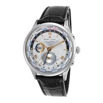 Maurice Lacroix Masterpiece Worldtimer new 2018 Automatic Watch with original box and original papers MP6008-SS001-110