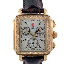 Michele Deco Diamond Chronograph