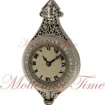 "Claude Meylan Vintage Pendant ""Circa 1915"" Watch with Stunning..."