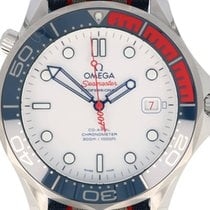 Omega Seamaster Diver 300 M James Bond Commanders Watch LE