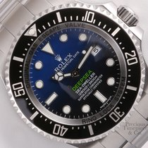 Rolex Deep-Sea-Dweller 116660 James Cameron Edition-Box/Paper/...
