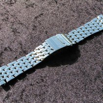 Breitling Twin Sixty A39022 Band 424a Band Stahl Steel 16,00 Cm