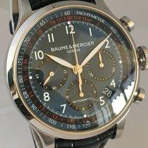 Baume & Mercier - Capeland Chronograph Open Back - Automatic -...
