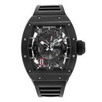 理查德•米勒 Richard Mille  Black Out DLC Titanium Watch RM030