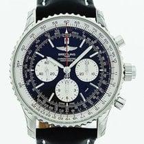 Breitling Navitimer Rattrapante neu Automatik Chronograph Uhr mit Original-Box und Original-Papieren AB031021/BF77/441X/A20BA.1
