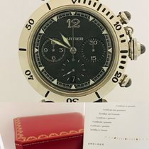 Cartier Pasha (Submodel) pre-owned 38mm Steel