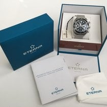 Eterna Chronograph 45mm Automatic 2016 new Super Kontiki