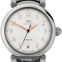 IWC IW458307 Steel 2020 Da Vinci Automatic 36mm new