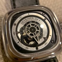 Sevenfriday Steel Automatic SF-P1B/01 pre-owned United States of America, New York, Elmira