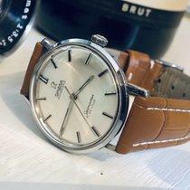Omega Seamaster De Ville Steel Mens Automatic vintage watch + Box