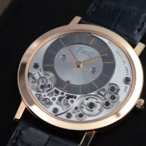 Piaget Rose gold Manual winding new Altiplano