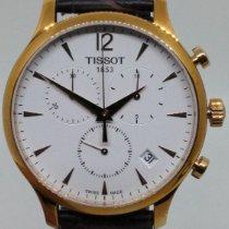 Tissot Tradition 42mm Bjel Arapski brojevi