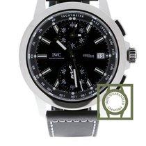 IWC Ingenieur Chronograph Staal 44.3mm Zwart