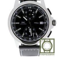 IWC Ingenieur Chronograph Aço 44.3mm Preto