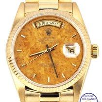 Rolex Day-Date 36 Sarı altın 36mm
