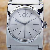 ck Calvin Klein Steel 34mm Quartz pre-owned