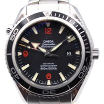 Omega 2200.51.00 Stahl 2008 Seamaster Planet Ocean gebraucht