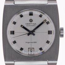 Certina 5801 220 1975 nouveau