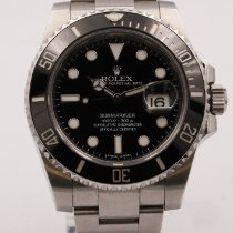 Rolex Submariner Date 116610LN 2015 pre-owned
