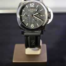 Panerai Luminor 1950 3 Days GMT Power Reserve Automatic PAM 00537 2016 occasion