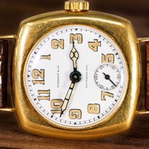 Patek Philippe Yellow gold 31mm Manual winding pre-owned