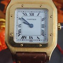 Cartier rabljen Rucno navijanje 22mm Bjel