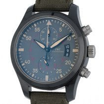 IWC Pilot Chronograph Top Gun Miramar IW388002 pre-owned
