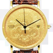 Corum Coin Watch 35mm Gold United States of America, Florida, 33431