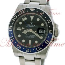 "Rolex GMT-Master II ""Batman"", Black Dial, Black/Blue..."