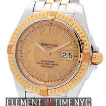 Breitling Cockpit Gold/Steel 41mm United States of America, New York, New York