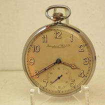 IWC Lepine Cal 67 WW II Observer pocket watch NOS vintage...