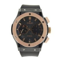Hublot 521.CO.1781.RX Ceramic Classic Fusion Chronograph 45mm pre-owned United States of America, New York, Greenvale