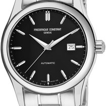 Frederique Constant Classics Index Steel 46mm Black United States of America, New York, Brooklyn