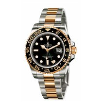 Ρολεξ (Rolex) GMT Master 11 Bi Metal Steel gold  116713LN