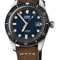 Oris Divers Sixty Five 01 733 7720 4055-07 5 21 02 new