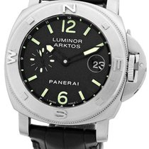 "Panerai Limited Edition Gent's Stainless Steel  ""Lumin..."