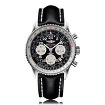 Breitling Limited Edition Cosmonaute 1962 Black Mens Chronogra...