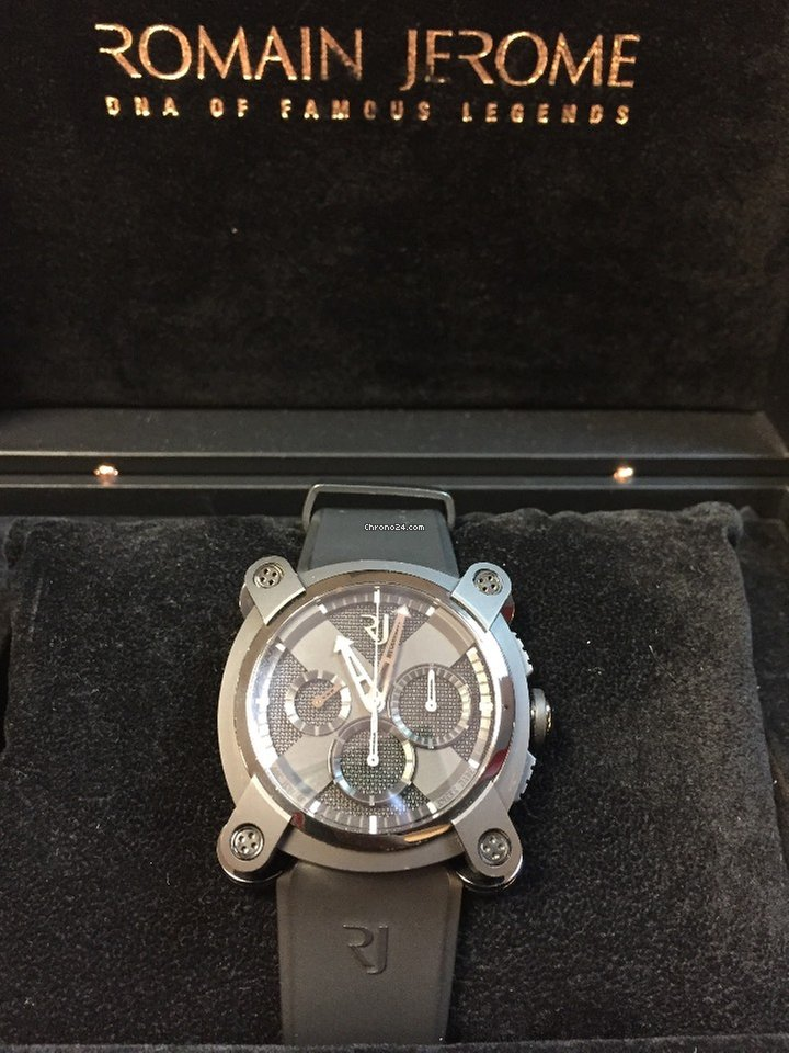 Romain Jerome Moon Invader Chronograph for  5 a06f958a0a