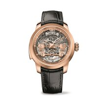 Girard Perregaux Rose gold 45mm Manual winding 99820-52-000-BA6A new