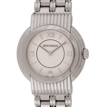 Boucheron : Solis Midsize :  BOU4 :  Stainless Steel