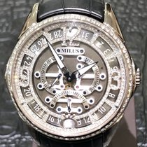 Milus White gold Automatic new Tirion
